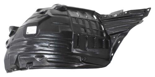 Pair New Set of 2 Front Splash Shield Fender Liner-LH /& RH Side For Nissan 350Z