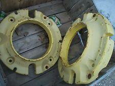 John Deere Wheel Weight Jd Fw T T2168 17in Across 4 Hole 16 12 Across 3 Hole