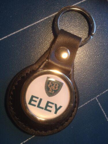 Pelle Portachiavi /& Free ELEY Adesivo ELEY Shotgun CARTUCCE