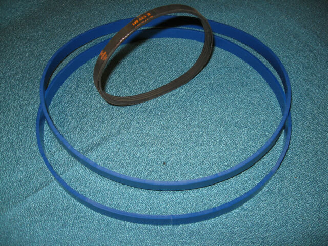 2 BLUE MAX URETHANE BAND SAW TIRE SET REPLACES SEARS CRAFTSMAN TIRE 1-Jl22022002