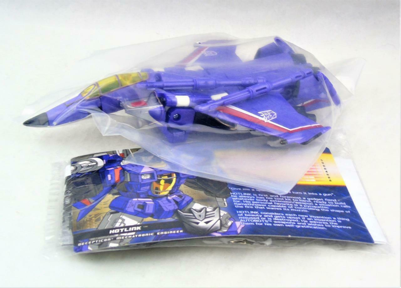 Transformers Botcon 2013 Rainmaker Hotlink Figure Sealed in Bag
