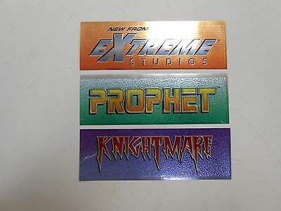 The prophète collection Double-sided w1 wiggle CARD No