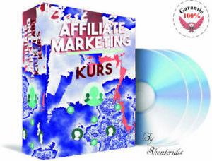 Online Geld verdienen mit Affiliate Marketing für Anfänger Kurs 27 Videos BEST