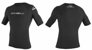 O'Neill Rash Guard Lycra Skins BASIC s/s UV-Shirt black