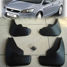 FIT FOR 05~10 FORD FOCUS MK2/ MK2.5 HATCHBACK MUD FLAPS SPLASH GUARD MUDGUARDS