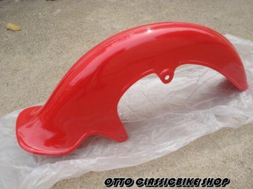 HONDA SUPERCUB C100 CA100 C102 C105 CD105 FRONT FENDER RED NEW