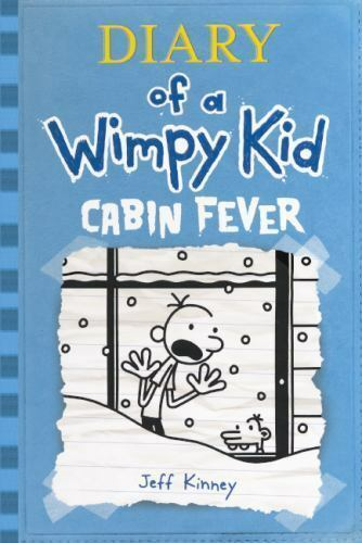 1 of 1 - Diary of a Wimpy Kid: Cabin Fever 6 by Jeff Kinney (2011, Hardcover, Prebound)