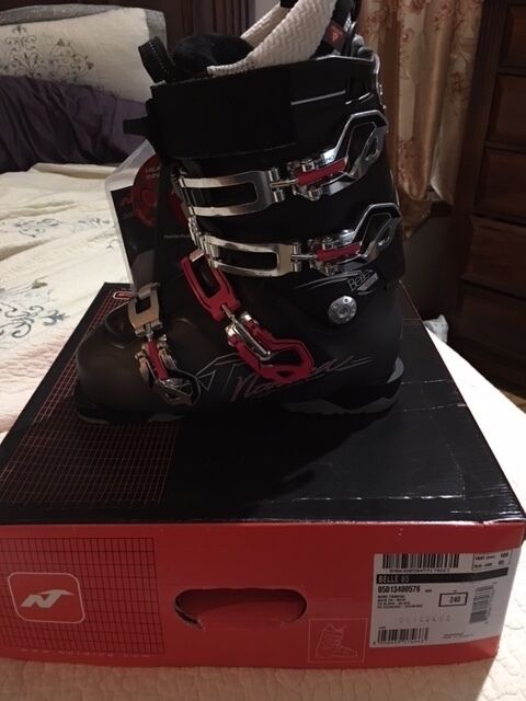 Nordica Belle 85  W Womens Ski Boots 24.0 MONDO  enjoying your shopping