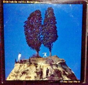 ELVIS COSTELLO & THE ATTRACTIONS Goodbye Cruel World Album Released 1984 Vinyl