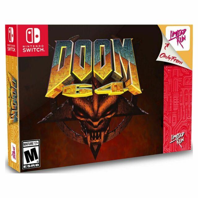 DOOM 64 Classic Edition - Nintendo Switch