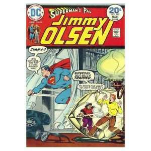 Superman's Pal Jimmy Olsen (1954 series) #163 in VF minus cond. DC comics [*rv]