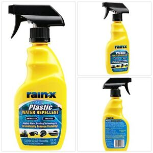 Details about Rain-X Plastic Water Repellent Spray Bottle, Car Auto  Motorcycle Boat Detailing