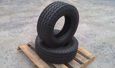2 New Backhoe Tires 11l 16 F3 14 Ply Rating 11lx16 Backhoeimplement Tires