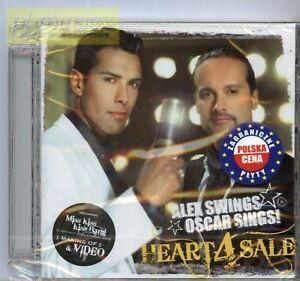ALEX-SWINGS-OSCAR-SINGS-HEART-4-SALE-sealed-CD-from-Poland