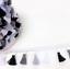 Tassel Fringe 5 colours 38mm sold per metre