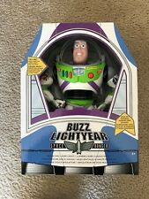 item 2 Talking Buzz Lightyear Space Ranger Figure from Disney Pixar Movie Toy  Story - Talking Buzz Lightyear Space Ranger Figure from Disney Pixar Movie  Toy ... 0822d94caef