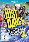 Just Dance: Disney Party 2 (Nintendo Wii U, 2015, DVD-Box)