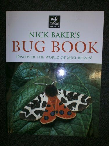 1 of 1 - Bug Book By Nick Baker