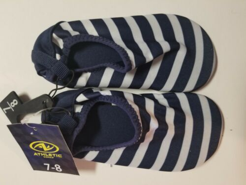 New With Tags SHIPS FAST! Athletic Works Boys *2 PAIR* Beachwear Water Shoes