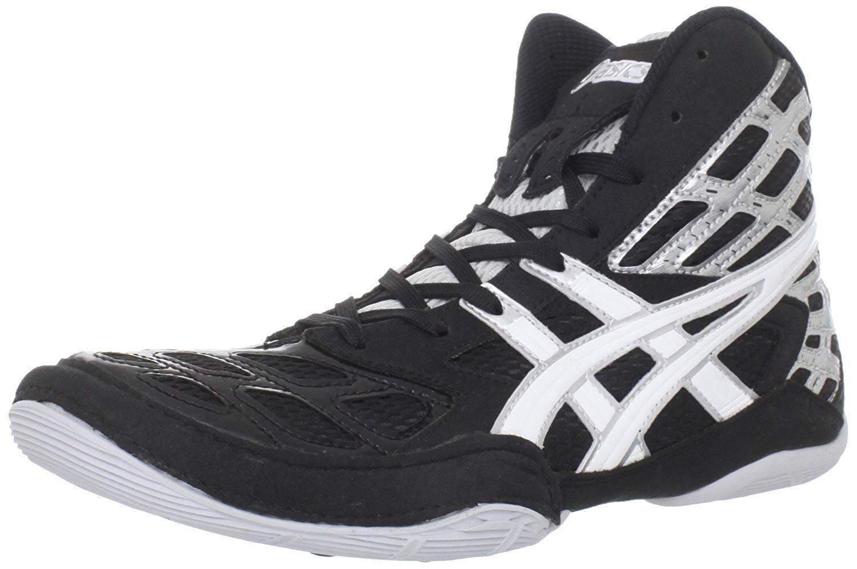 Asic uomini secondo 9 / bianco / nero ferro scarpa di d'argento, 11 milioni di scarpa noi 85c98c