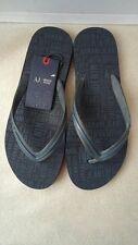 Armani Jeans men's flip-flops size 42EU (8UK)