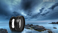 58mm 0.45x Wide Angle & Macro Lens For nikon Nikon Canon Pentax SLR Camera UK