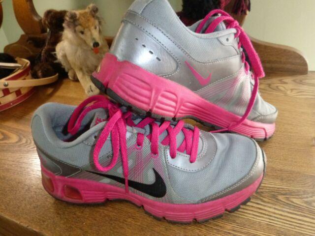 Nike Air Max Run Lite 3 Grey Fireberry
