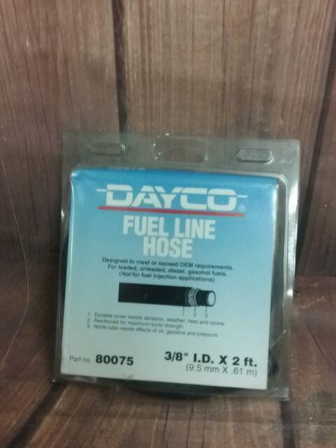 Dayco Fuel Line Hose 80075