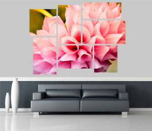 Pink-Flowers-Removable-Self-Adhesive-Wall-Picture-Poster-1210