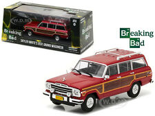 SKYLER WHITE'S JEEP GRAND WAGONEER BREAKING BAD TV SERIES 1/43 GREENLIGHT 86499
