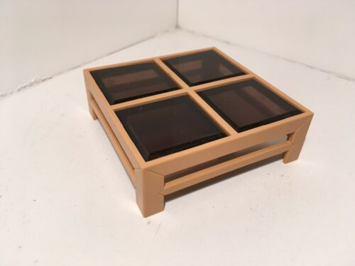 Vintage Tomy Dollhouse Furniture Coffee Table #11