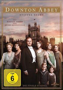 Downton-Abbey-Die-komplette-Season-Staffel-6-4-DVD-BOX-NEU