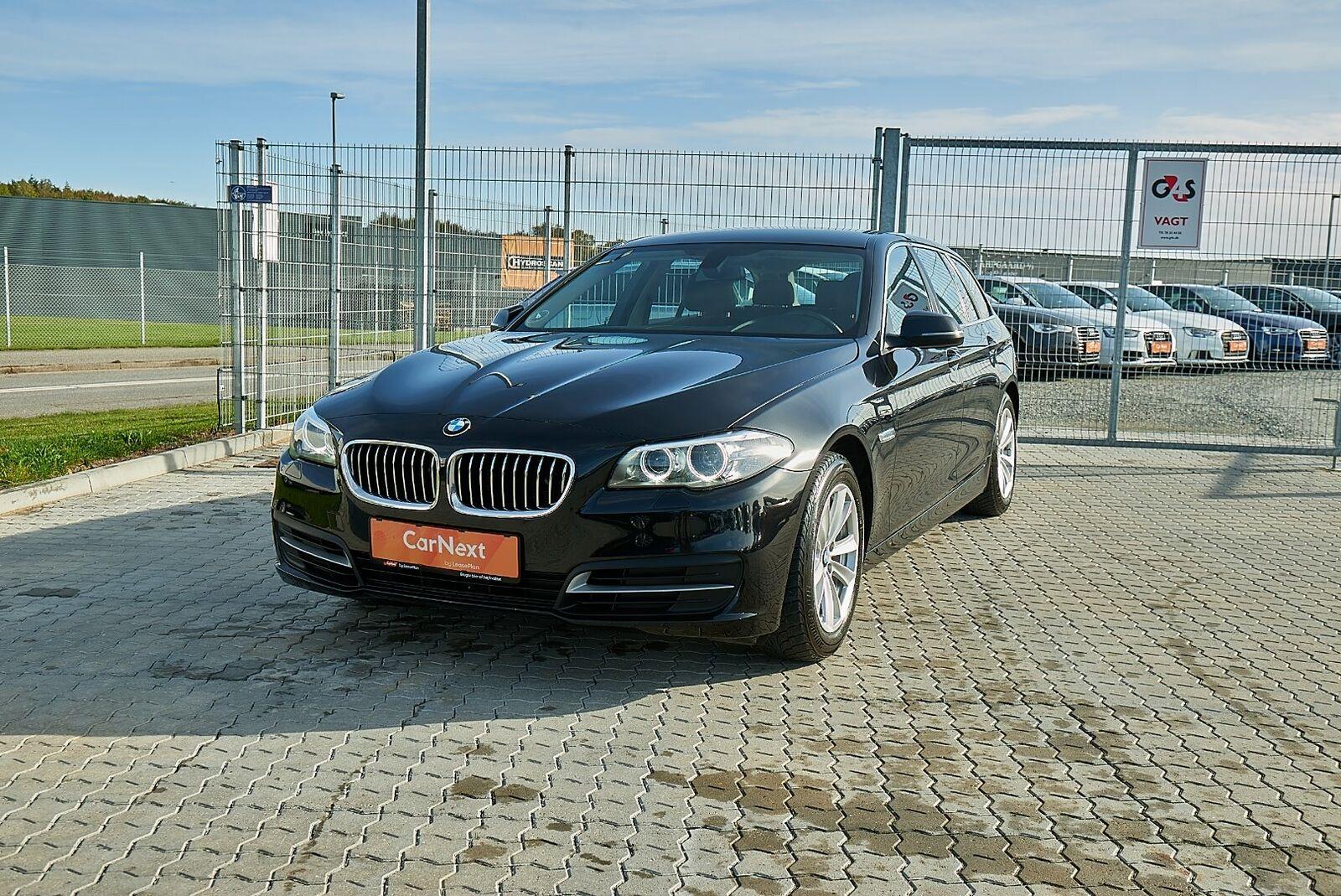 BMW 520d 2,0 Touring aut. 5d - 279.900 kr.