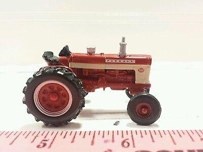1/64 ERTL custom international ih farmall 460 wide front tractor farm toy