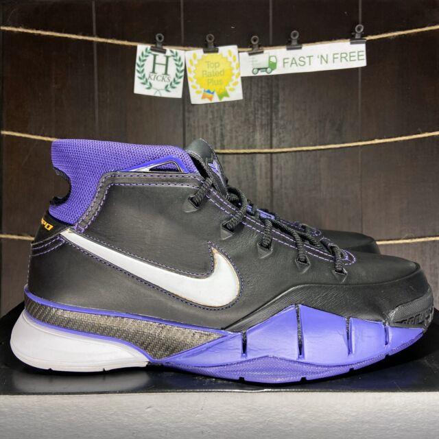 Nike Kobe 1 Protro Purple Reign Black