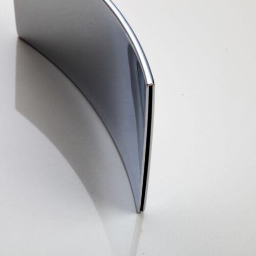 AS Modern Waterfall Bathroom Sink Faucet Widespread Wall Mount Mixer Tap i1