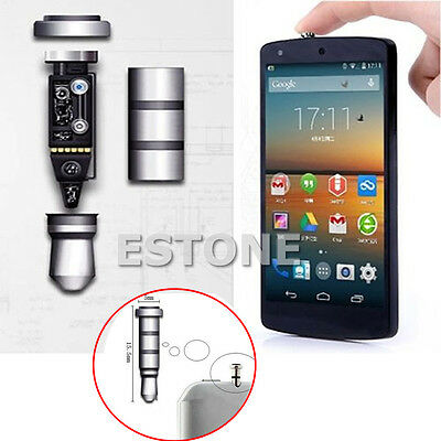 Klick Almighty Button Smart Phone Dustproof Plug for Android Smartphone New HOT
