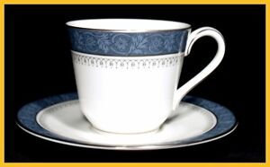 Royal-Doulton-Sherbrooke-Tea-Cups-amp-Saucers-1st-Quality-New-Unused-H5009