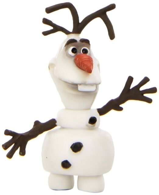 Figurine Disney La Reine des neiges OLAF 4,5 cm bonhomme de neige frozen 129630