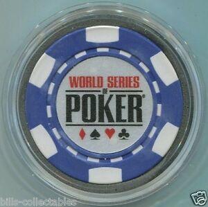 Rare New WSOP World Series of Poker Chip Guard Protector RED Las Vegas Casino