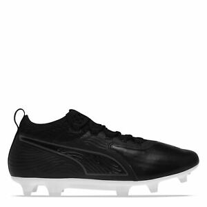 Puma-19-2-FG-AG-Homme-Gents-Terre-Ferme-Chaussures-De-Football