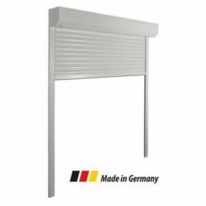 garagentor mit qualit tsantrieb 2500 mm x 2500 mm in wei rolltor elektrisch ebay. Black Bedroom Furniture Sets. Home Design Ideas