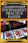 Championship Hold'em Tournament Hands by Tom McEvoy, T.J. Cloutier (Paperback, 2004)