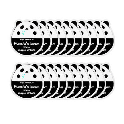 TONYMOLY ®  Panda's Dream White Magic Cream Sample * 20pcs