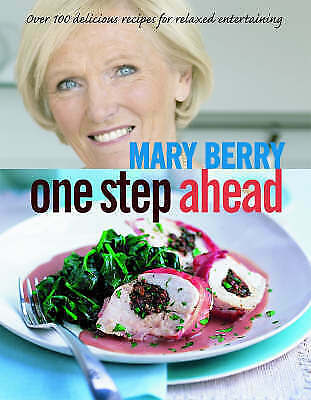 1 of 1 - One Step Ahead, Mary Berry, Good Book