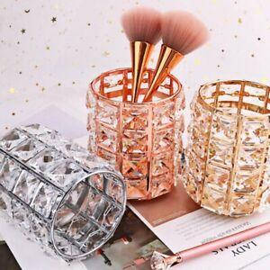 Make-Up Pinselhalter Aufbewahrung Kosmetik Box Schreibtischorganizer