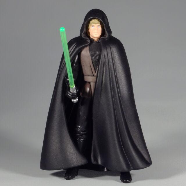 """Star Wars POTF Jedi Knight LUKE SKYWALKER 3.75"""" Custom Action Figure Kenner"""