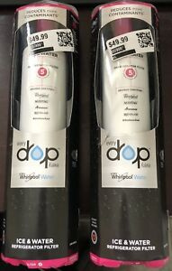 OEM-Whirlpool-Every-Drop-Refrigerator-WATER-FILTER-EDR5RXD1-4396508-4396510
