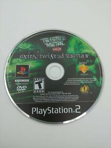 Twisted Metal Head-On Extra Twisted Edition (PS2) - DISC ONLY Sony Playstation 2