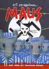 Maus: A Survivor's Tale Part II: And Here My Troubles Began by Art Spiegelman (Hardback, 1992)